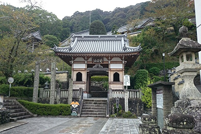 徳島薬王寺